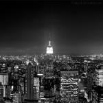 New York - Night