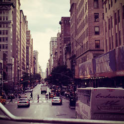 New York - X Street West by DarkSaiF