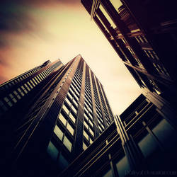 Montreal - Building by DarkSaiF