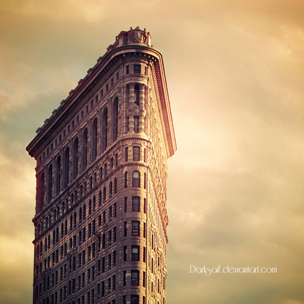 New York - Flatiron II by DarkSaiF