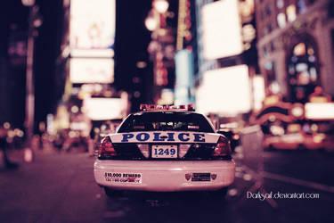 New York - Police by DarkSaiF