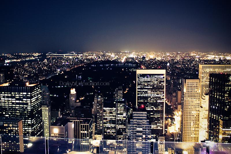 New York - Central Park II by DarkSaiF