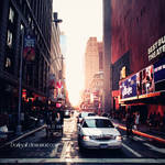 New York - Sunset