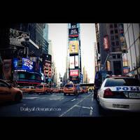 New York - T. S. by DarkSaiF