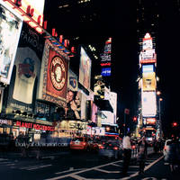 New York - The City that Never Sleeps by DarkSaiF