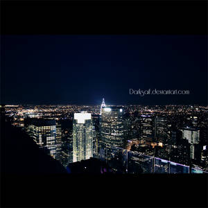 New York - Lost in thought