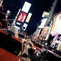 New York - Times SQ by DarkSaiF