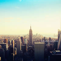 New York - there is a place...