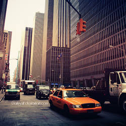 New York -  Somewhere in NY by DarkSaiF
