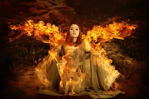 Flaming by svetamk