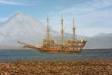 Seascape by svetamk