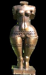 statue woman png by svetamk
