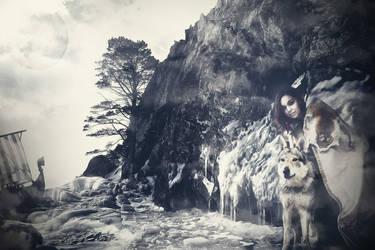 Huntress by svetamk