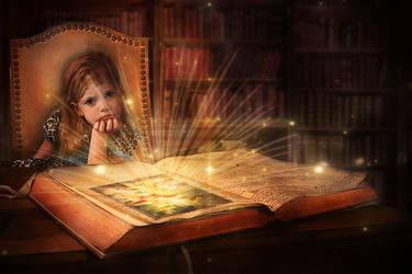 Magic Book by svetamk