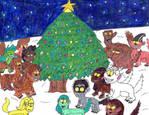 Mystery Kids (Werewolf Christmas)