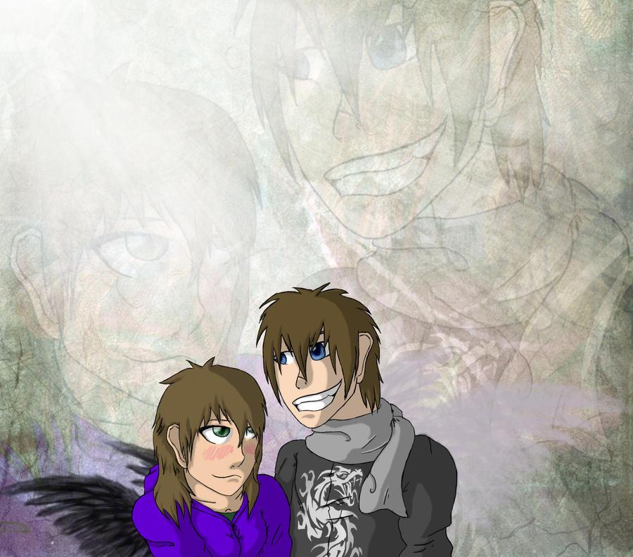 Me and Jack by KechiOokamiDoragon