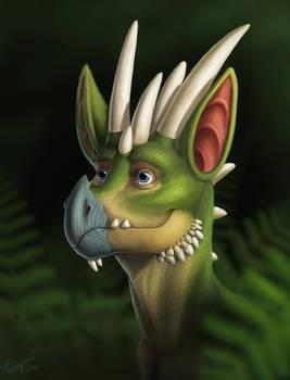 The good dragon