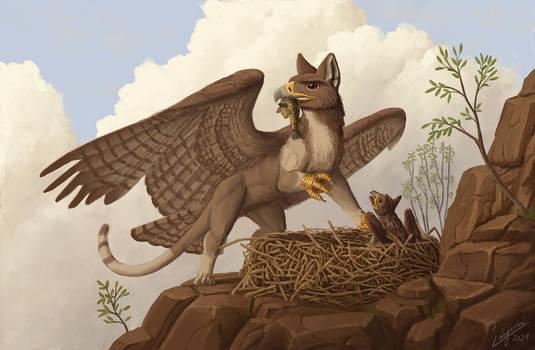 Gryphon's nest