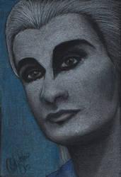 Herbert von Krolock Portrait by Fyrie