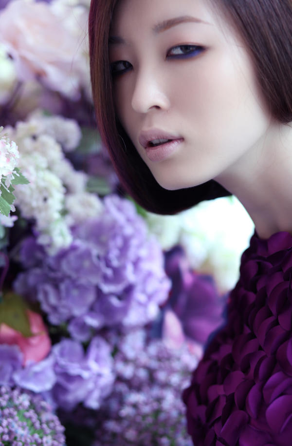 Violet by MonicaEng