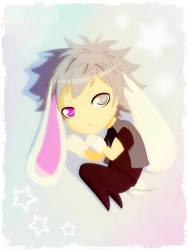 Chibi Ranmaru Bunny~