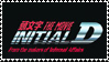 Initial D stamp by KnightFox