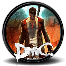 DmC: Devil May Cry - Icon by Blagoicons