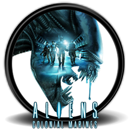aliens colonial marines icon by blagoicons on deviantart