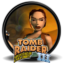 Tomb Raider 3 1998 Icon By Blagoicons On Deviantart
