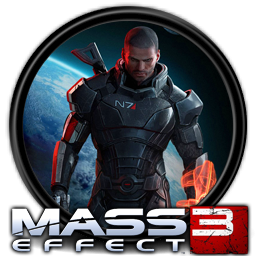 Mass Effect 3 - Icon by Blagoicons