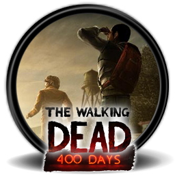 The Walking Dead 400 Days Icon By Blagoicons On Deviantart