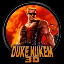 Duke Nukem 3D - Icon by Blagoicons