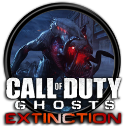 Call Of Duty Ghosts Extinction Icon By Blagoicons On Deviantart