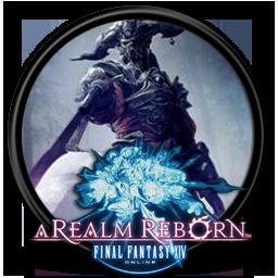 Final Fantasy XIV ONLINE: A Realm Reborn - Icon