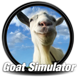 Goat Simulator - Icon by Blagoicons on DeviantArt: blagoicons.deviantart.com/art/Goat-Simulator-Icon-511243506