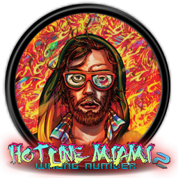 Hotline Miami 2 Wrong Number Icon By Blagoicons On Deviantart