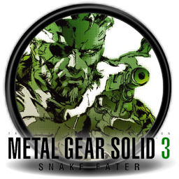 Metal Gear Solid 3 Snake Eater Icon By Blagoicons On Deviantart