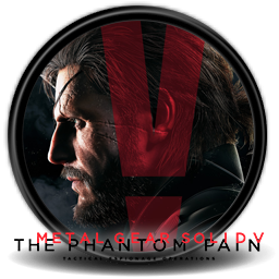 Metal Gear Solid V The Phantom Pain Icon 2 By Blagoicons On Deviantart