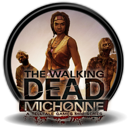 The Walking Dead Michonne Icon By Blagoicons On Deviantart