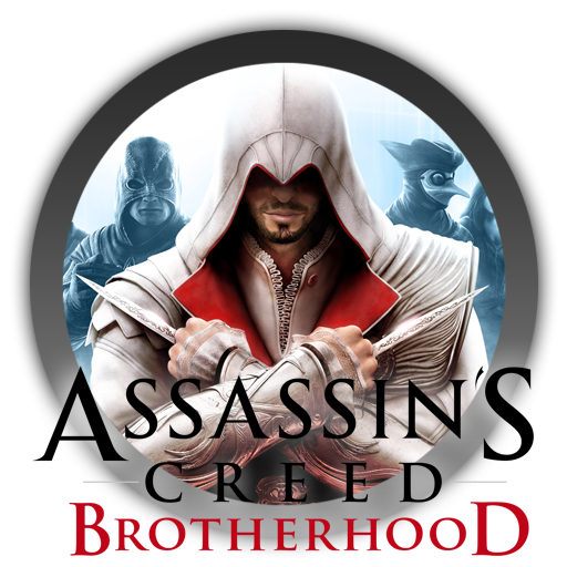 Assassin S Creed Brotherhood Icon By Blagoicons On Deviantart
