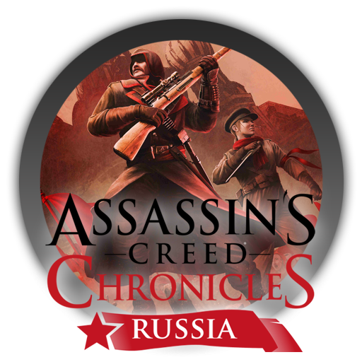 Assassin S Creed Chronicles Russia Icon By Blagoicons On Deviantart