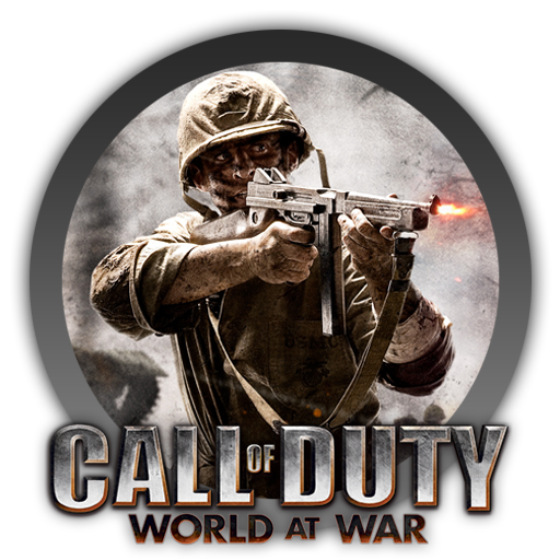 Call Of Duty World At War Icon By Blagoicons On Deviantart