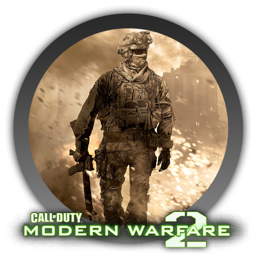 Call Of Duty Modern Warfare 2 Icon By Blagoicons On Deviantart