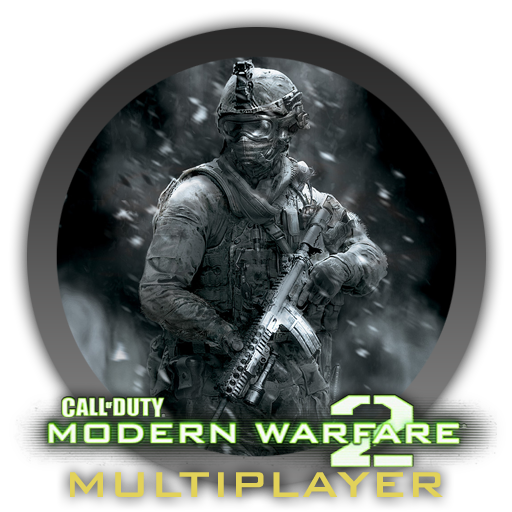 Call Of Duty Modern Warfare 2 Multiplayer Icon By Blagoicons On Deviantart