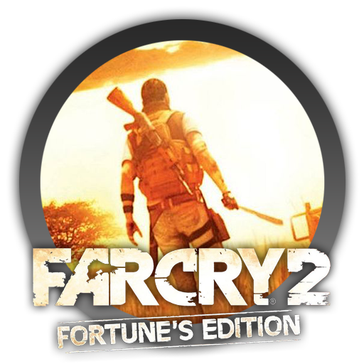 Far Cry 2 Fortune S Edition Icon By Blagoicons On Deviantart