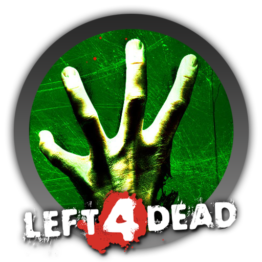 Left 4 Dead - Icon by Blagoicons on DeviantArt