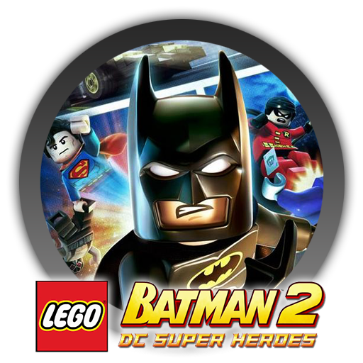 LEGO Batman 2 DC Super Heroes - Icon by Blagoicons on DeviantArt