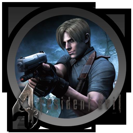 Resultado de imagem para resident evil 4 icon