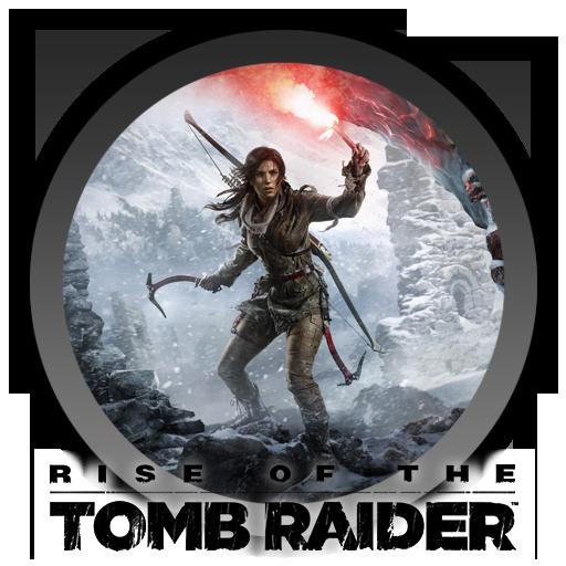 نتيجة بحث الصور عن rise of the tomb raider icon
