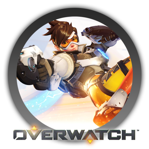 Overwatch - Icon by Blagoicons on DeviantArt